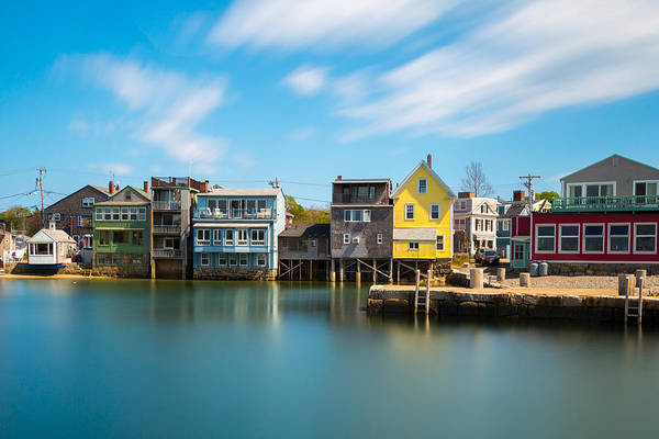 Photograph - Rockport Dock by Brian Hale