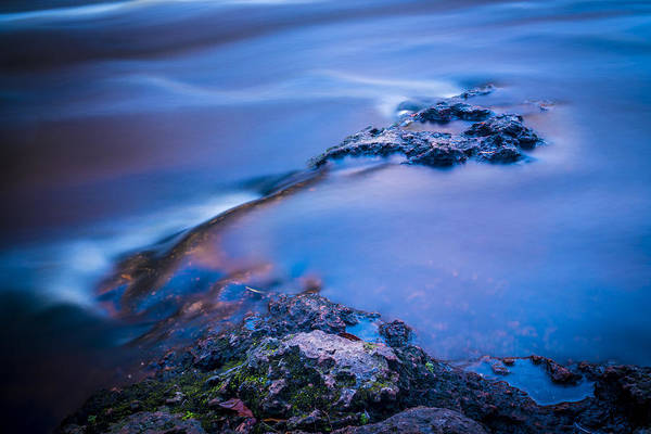 Knees Wall Art - Photograph - Rocks And Water by Marvin Spates