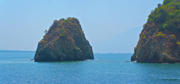 Photograph - Rocks In The Aegean by Sun Travels