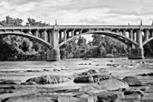 Wall Art - Photograph - Rocks On The Congaree by Bruce Willhoit
