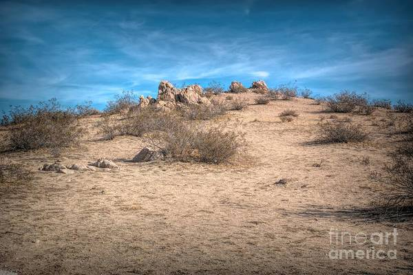 Photograph - Rocks On The Hill by Joe Lach