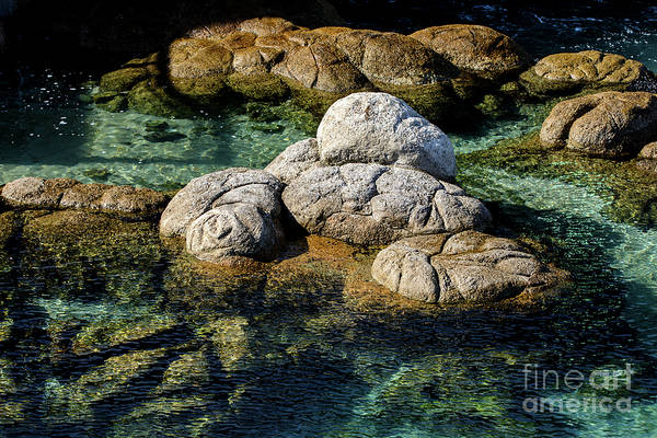 Photograph - Rocks Resembling Loaves Of Bread by Susan Wiedmann