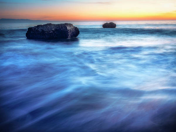 Wall Art - Photograph - Rockview Sunset by Steve Spiliotopoulos