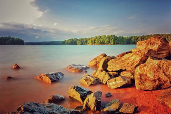 Photograph - Rocky Beach by Mike Dunn