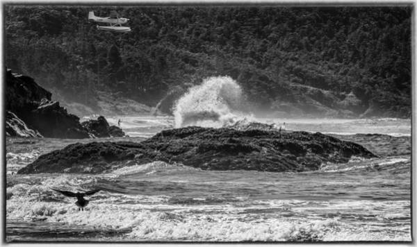 Photograph - Rocky Coast by Barry Weiss