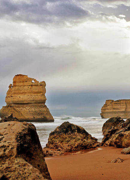 Photograph - Rocky Coast by Nicholas Blackwell