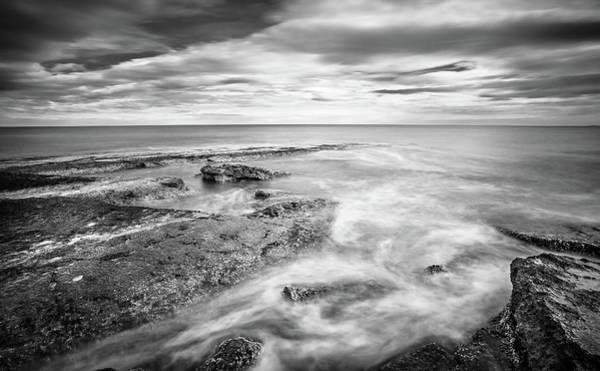 Photograph - Rocky Coastline La Mata by Gary Gillette