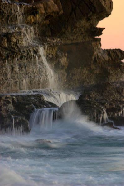 Photograph - Rocky Falls by Brad Scott