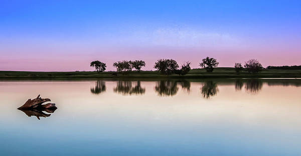 Photograph - Rocky Mountain Arsenal Sunset by Brian Weiss