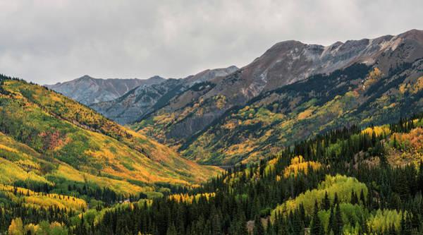 Photograph - Rocky Mountain Autumn by Loree Johnson