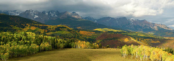 Photograph - Rocky Mountain Fall by Steve Stuller