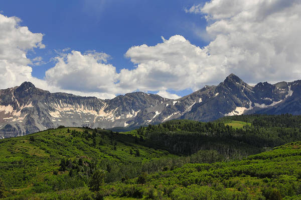 Photograph - Rocky Mountain High by Skip Hunt