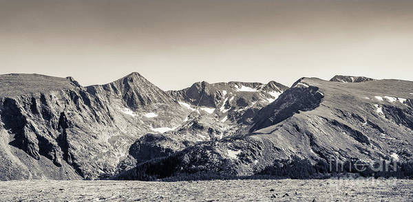 Photograph - Rocky Mountain National Park #2 by Blake Webster