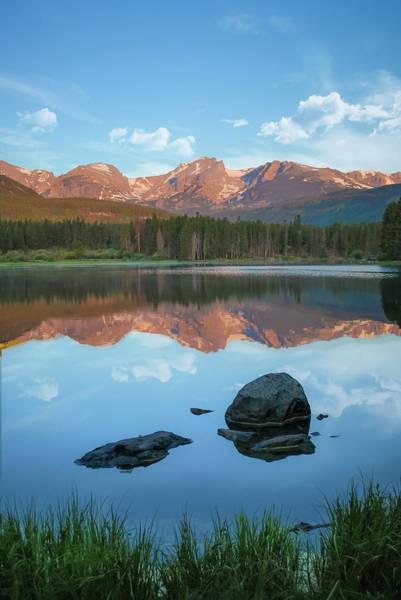 Nps Photograph - Rocky Mountain Reflections - Estes Park Colorado Art by Gregory Ballos