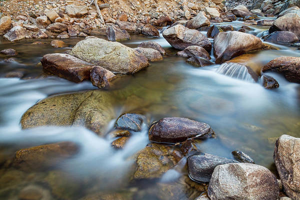 Photograph - Rocky Mountain Streaming Dreaming by James BO Insogna