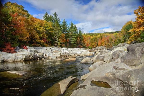 Photograph - Rocky River by Alana Ranney