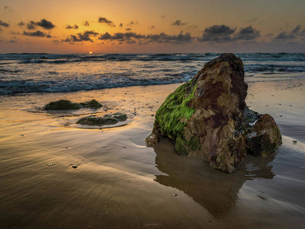 Photograph - Rocky Sunset by Gabriel Israel
