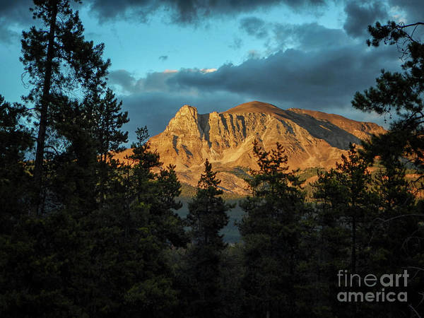 Wall Art - Photograph - Rocky Sunset by Patricia Hofmeester