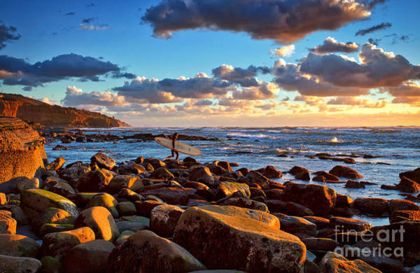 Photograph - Rocky Surf Conditions by Sam Antonio Photography