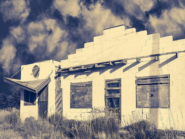 Photograph - Rode Hard Roadhouse by Dominic Piperata