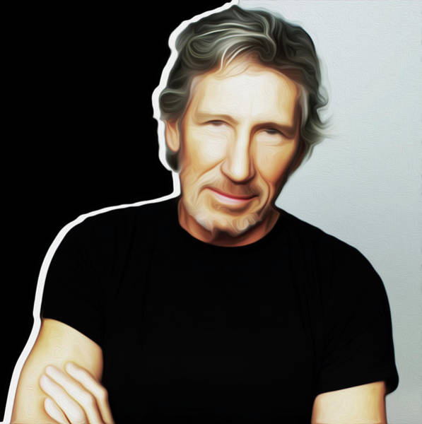 About Face Painting - Roger Waters By Nixo by Never Say Never