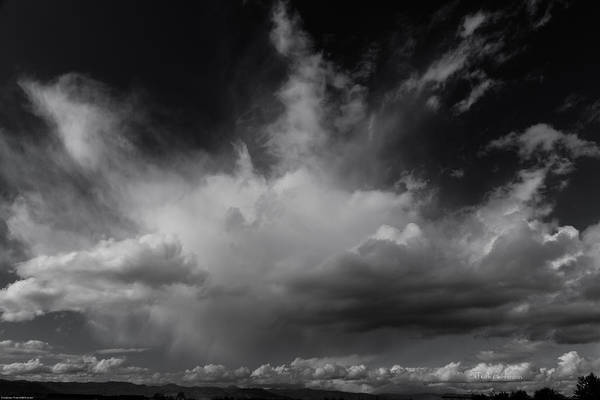 Rogue Valley Photograph - Rogue Spring Sky by Mick Anderson