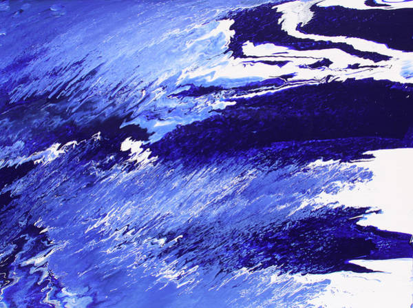 Painting - Rogue Wave by Ralph White