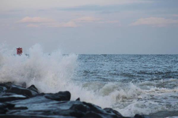 Photograph - Roiling Seas by Robert Banach
