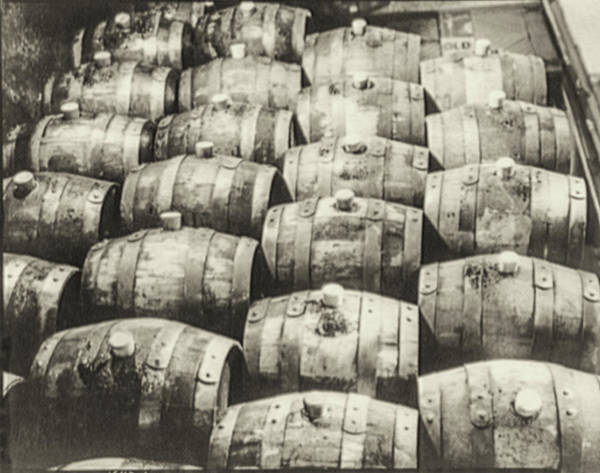 Photograph - Roll Out The Barrel by Bill Cannon