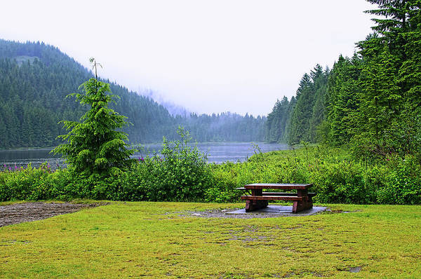 Photograph - Rolley Lake Provincial Park  by Sharon Talson