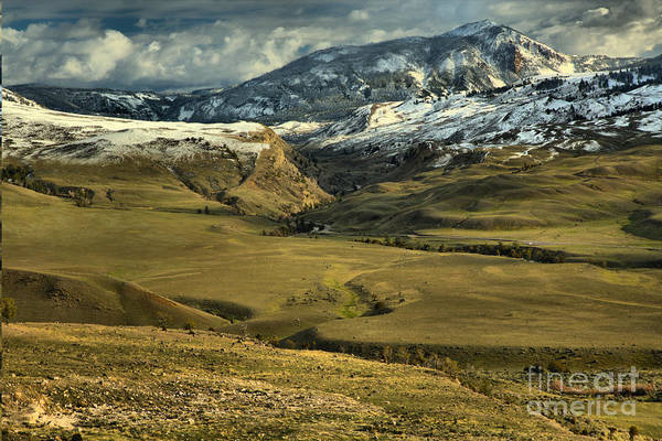Photograph - Rolling Hills At The Mammoth Entrance by Adam Jewell