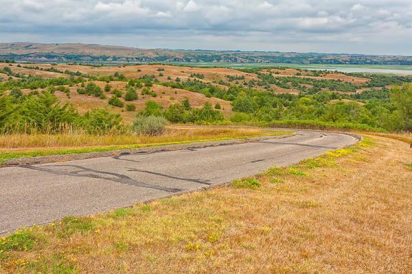 Photograph - Rolling Hills Of Niobrara by John M Bailey