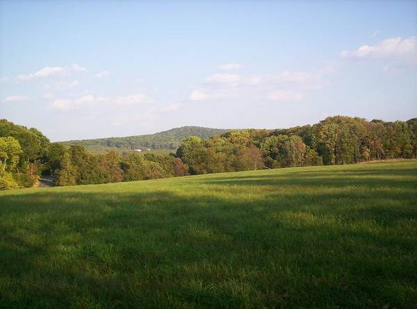 Somerset County Photograph - Rolling Hills Of Somerset County Nj by Bob Palmisano