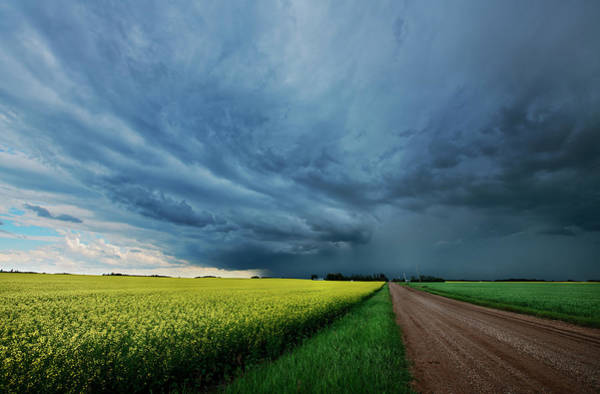 Photograph - Rolling Storm by Dan Jurak