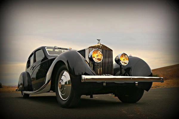 Photograph - Rolls Royce Figoni Et Falaschi by Steve Natale