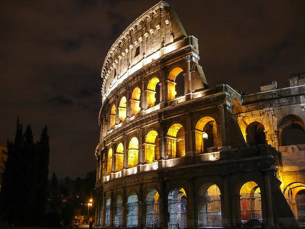 Photograph - Roma by Jed Holtzman