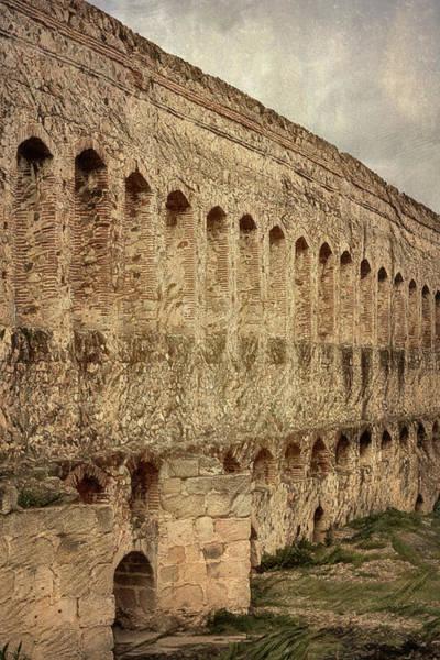 Photograph - Roman Aqueduct II Merida Spain by Joan Carroll