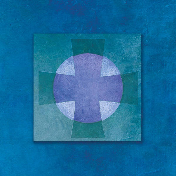 Wall Art - Digital Art - Roman Cross #12 by Terry Davis