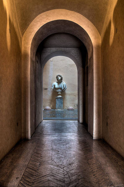 Photograph - Roman Entry by Peter Kennett