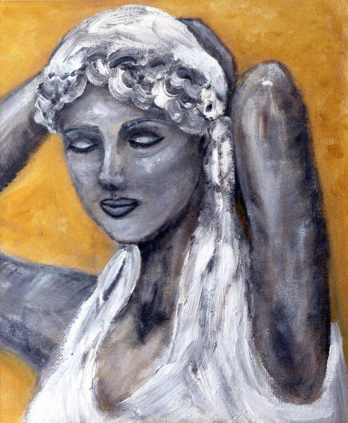 Wall Art - Photograph - Roman Goddess by Paul Fell
