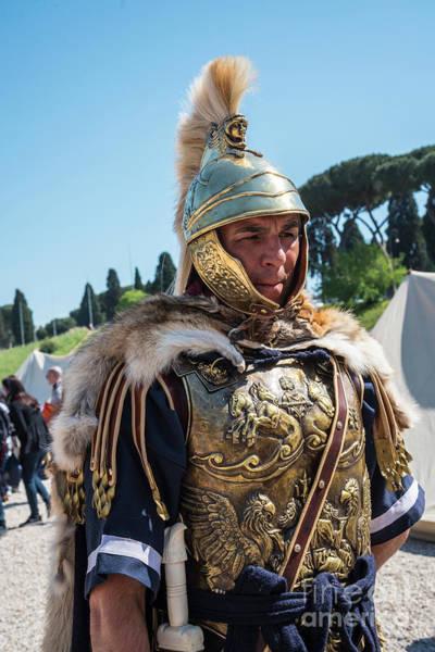 Photograph - Roman Legion Pride by Brenda Kean