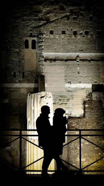 Photograph - Roman Romance by Fabrizio Troiani