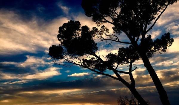 Photograph - Roman Sunset by Chris Alberding