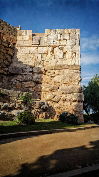 Photograph - Roman Walls Tarragona Spain by Joan Carroll