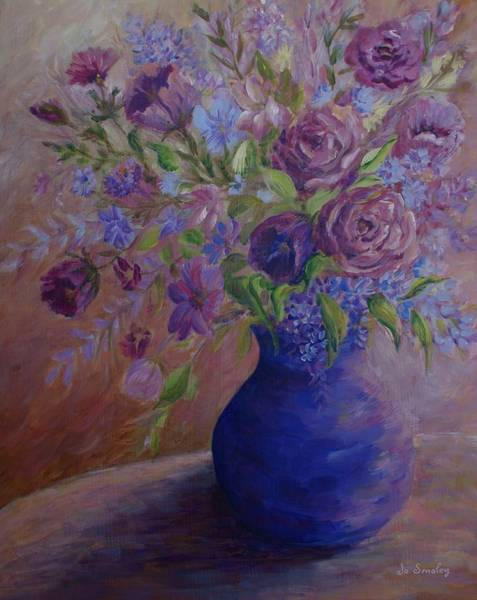 Painting - Romance by Joanne Smoley