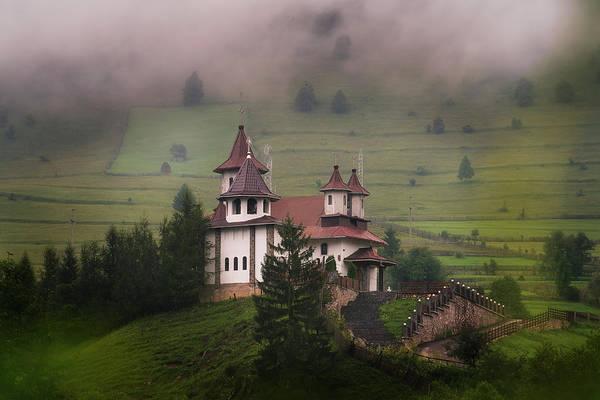 Wall Art - Photograph - Romanian Church by Adrian Malanca