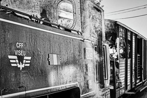 Photograph - Romanian Steam Train by Stuart Litoff