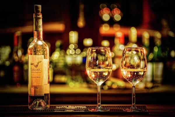 Photograph - Romanian Wine Still Life by Stuart Litoff