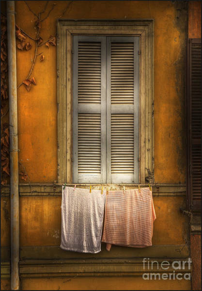 Photograph - Rome Dish Cloths by Craig J Satterlee