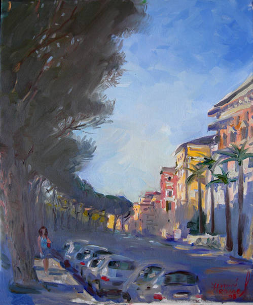Rome Painting - Rome by Ylli Haruni